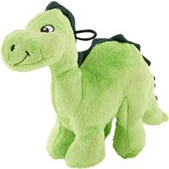 Smart Pet Love Tender Tuff Green Dino Dog Toy, Small