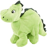 Smart Pet Love Tender Tuff Green Dino Dog Toy, Large