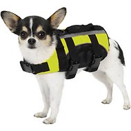 Guardian Gear Aquatic Dog Life Jacket, Yellow, XX-Small