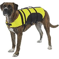 Guardian Gear Aquatic Dog Life Jacket, Yellow, X-Large