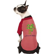 Zack & Zoey Under the Sea SPF 40 Dog & Cat Beach T-Shirt, XX-Small