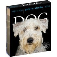 Dog Gallery 2018 Page-A-Day Calendar