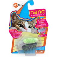 Hexbug Nano Robotic Cat Toy, Color Varies