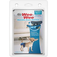 Wee-Wee Washable Dog Diaper Garment, XX-Small
