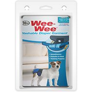 Wee-Wee Washable Dog Diaper Garment, Small