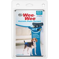 Wee-Wee Washable Dog Diaper Garment, Medium