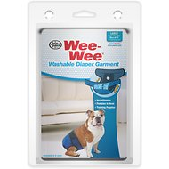 Wee-Wee Washable Dog Diaper Garment, Large