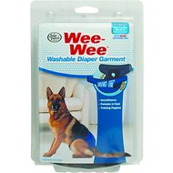 Wee-Wee Washable Dog Diaper Garment, X-Large