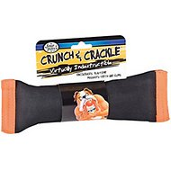 Four Paws Crunch and Crackle Bone Dog Chew Toy, Small