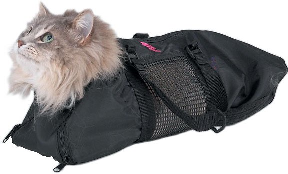 Top Performance Cat Grooming Bag Small Chewy Com