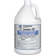 Top Performance 256 Disinfectant and Deodorizer, 1-gallon bottle, Lavender