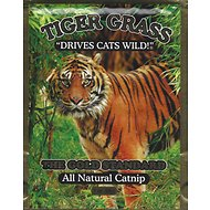 Tiger Grass Organic All Natural Catnip, 1-oz bag