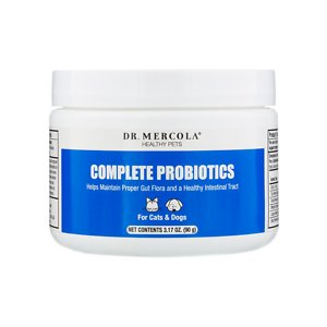 Dr. Mercola Complete Probiotics Dog & Cat Supplement