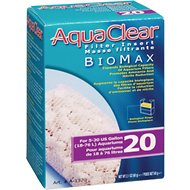AquaClear Biomax Filter Insert, 20-gal