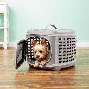 Pet Magasin Collapsible Dog & Cat Carrier Bag, Smal