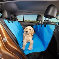 Pet Magasin Blue Hammock Style Car Seat Cover