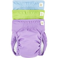 Pet Magasin Reusable Dog Diapers, 3-pack, Small