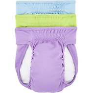 Pet Magasin Reusable Dog Diapers, 3-pack, Large