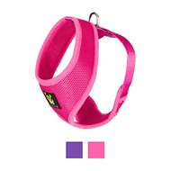 EcoBark Maximum Comfort Dog Harness, Medium, Pink