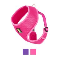 EcoBark Maximum Comfort Dog Harness, Pink, XX-Large