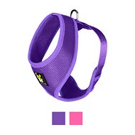 EcoBark Maximum Comfort Dog Harness, Purple, Medium