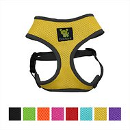 EcoBark Maximum Comfort Dog Harness, Yellow, XX-Large