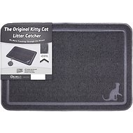 Caldwell's Original Cat Litter Mat, Gray, 35.5-in