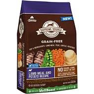 Supreme Source Lamb Meal & Potato Recipe Grain-Free Dry Dog Food, 24-lb bag