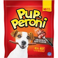 Pup-Peroni Original Beef Flavor Dog Treats, 38-oz bag