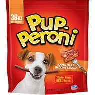 Pup-Peroni Original Bacon Flavor Dog Treats, 38-oz bag