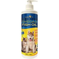 TerraMax Pro Premium Omega-3 Fish Oil Dog Supplement, 32-oz bottle