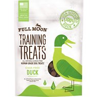 Full Moon Duck Training Dog Treats, 5-oz bag