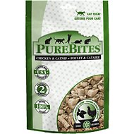 PureBites Chicken Breast & Catnip Freeze-Dried Cat Treats, 1.3-oz bag