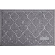 All-Absorb Cat Litter Mat, Grey