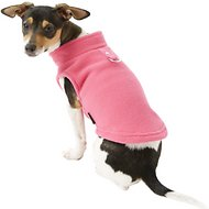Gooby Fleece Dog & Cat Vest, Pink, Small