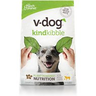 V-Dog Kinder Kibble Vegan Adult Dry Dog Food, 30-lb bag