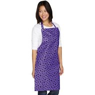 Top Performance Waterproof Grooming Apron, Purple