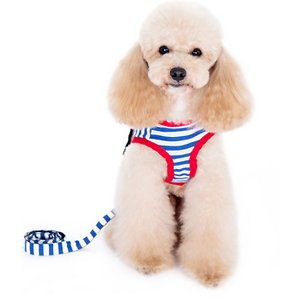 Alfie Pet Vince Sailor Harness & Dog Leash