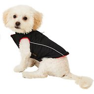 Gooby Sports Dog & Cat Vest, Black, X-Small