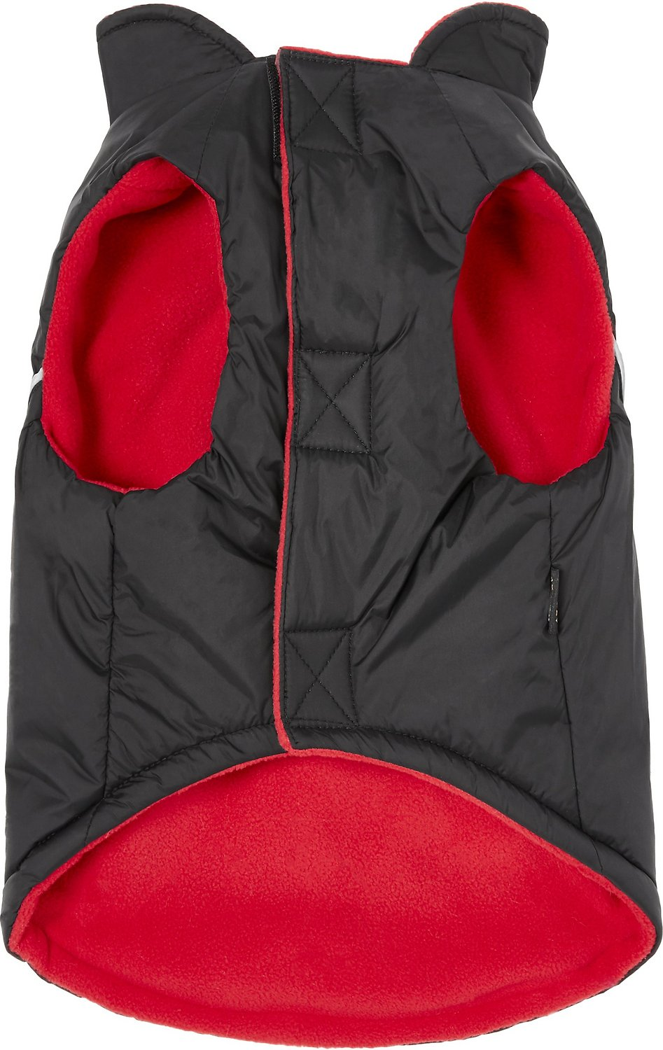 Gooby Sports Dog Vest X Large Black Chewy Com
