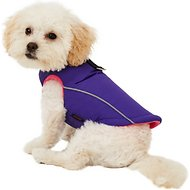 Gooby Sports Dog & Cat Vest, Purple, X-Small