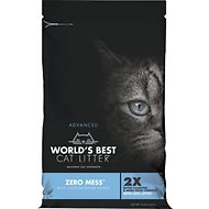 Zero Mess by World's Best Advanced Cat Litter, 12-lb bag