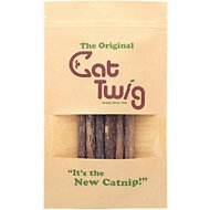 CatTwig Silver Vine Catnip Alternative Stick Toy, 6 count