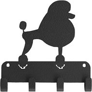 SportHooks Poodle Dog Leash & Key Holder, 6-in