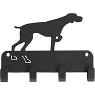 SportHooks Pointer Dog Leash & Key Holder, 6-in