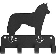 SportHooks Husky Dog Leash & Key Holder, 6-in