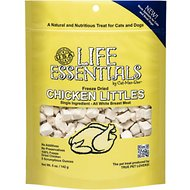 Cat-Man-Doo Life Essentials Chicken Littles Freeze-Dried Cat & Dog Treats, 5-oz bag
