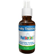 Pet Relief Potty Training Essential Oils for Dogs, 1-oz spray