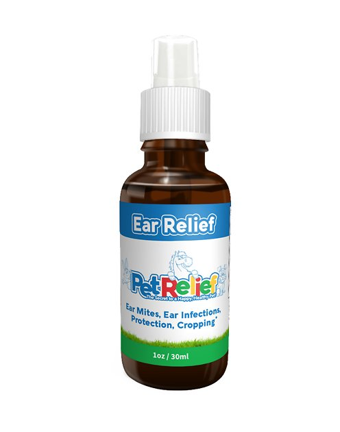 Pet Relief Ear Relief Essential Oils For Dogs Free Shipping Chewy
