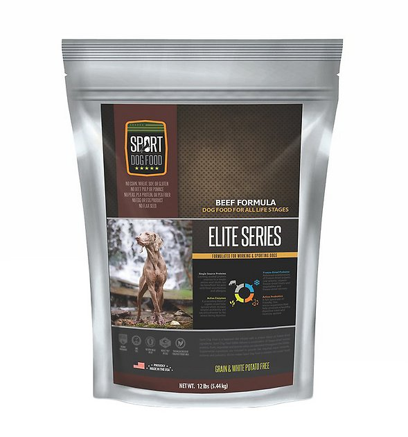 Where To Buy Sport Dog Food Elite